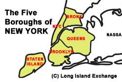 Five Boroughs  Long Island Exchange