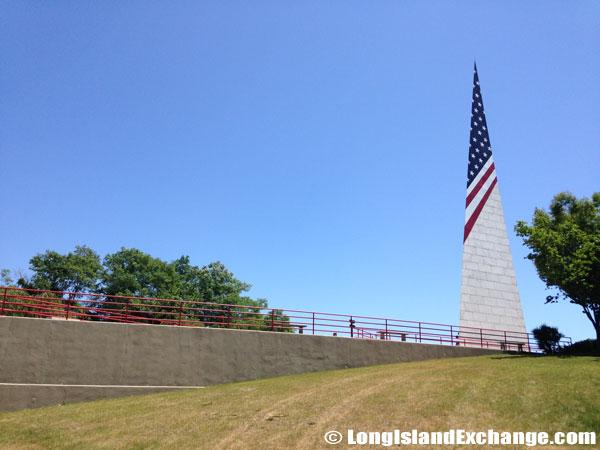 Bald Hill Flag Monument