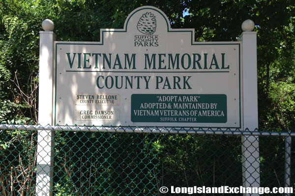 Suffolk County Vietnam Veterans Memorial Park