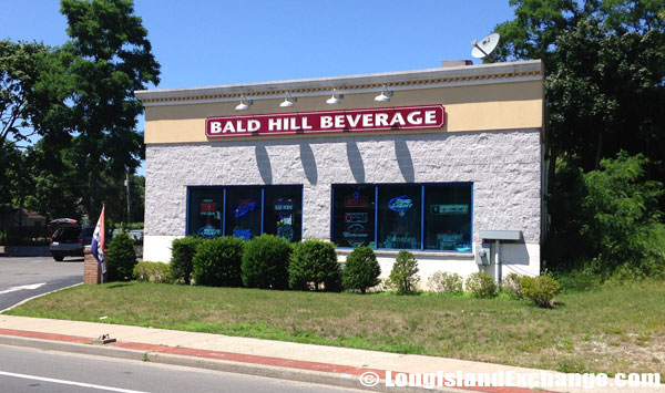 Bald Hill Beverage Distributor