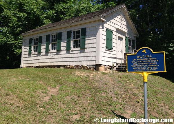 Bald Hill Schoolhouse