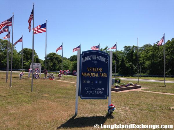 Farmingville-Holtsville Veterans Memorial Park