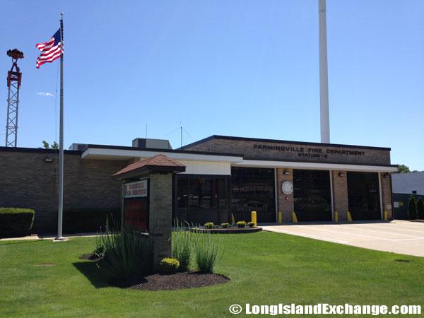 Farmingville Fire Department Station 2