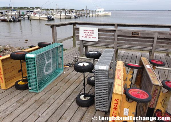 Fair Harbor Requires Wagon Tags