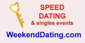 Long Island Singles Speed Dating- WeekendDating Speed Dating- Men 33-45; Women 31-44 @ 34 New Street Restaurant-Huntington
