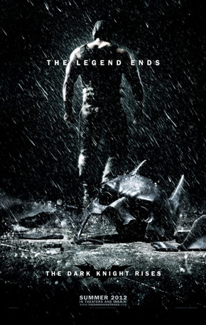At The Movies: The Dark Knight Rises (2012)