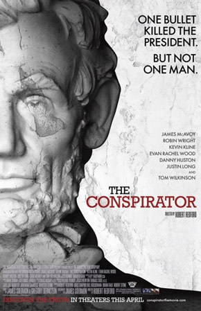 At The Movies: The Conspirator (2011)
