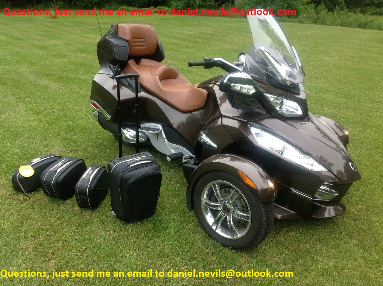 2012 Can Am Spyder Rt Limited For Sale | Autos Post