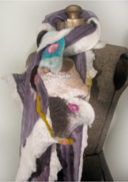 Craftworks: Introduction to Nuno Felting @ Gallery North | Miller Place | New York | United States