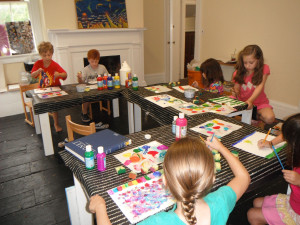 Drawing and Painting for Young Artists Ages 7-9 @ Mills Pond House Gallery | St. James | New York | United States