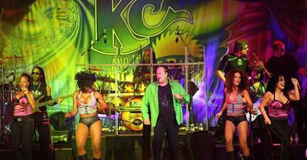 KC the Sunshine Band Live Starlight Charity Gala