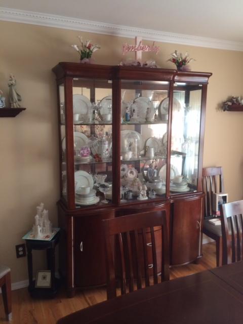 Cherrywood dining room set