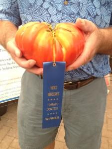 Tomato Contest in Westbury @ Hicks Nurseries | Westbury | New York | United States