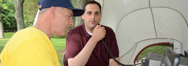 Lupinacci Recognizes Importance of Amateur Radio E
