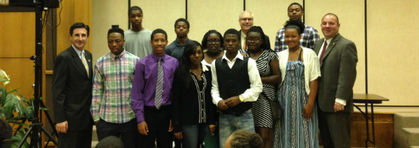 Roslyn Youth Work Hard to Build a Safer Community