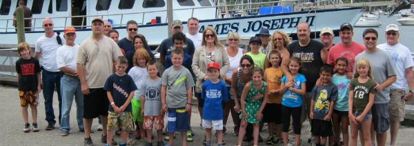 """Councilwoman Berland's """"Fisherman for the Day�"""