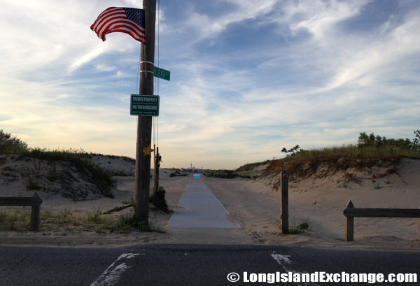 Breezy Point Walkway