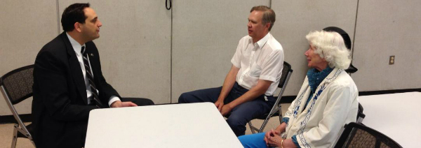 Lupinacci Hosts Mobile Office Hours