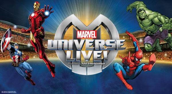 Marvel Universe LIVE! @ Nassau Veterans Memorial Coliseum | Uniondale | New York | United States