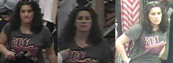 suffolk police seeking female shoplifter that struck in