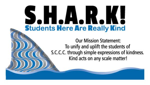 Shark Card Front