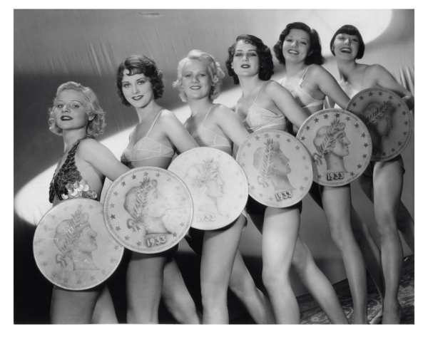 GOLD DIGGERS OF 1933 Credit Warner Bros
