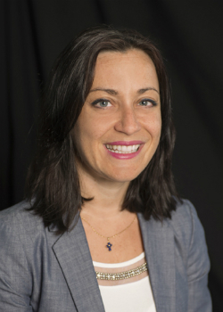 Dr. Annamaria Monaco. Photo Credit: SCCC.