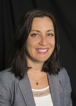 Dr. Annamaria Monaco. Photo Credit: SCCC.
