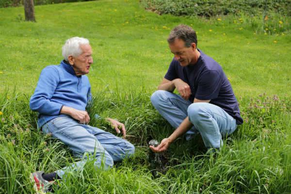 Dr. TColinCampbell+son Nelson