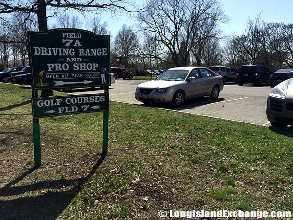 Eisenhower Park Driving Range