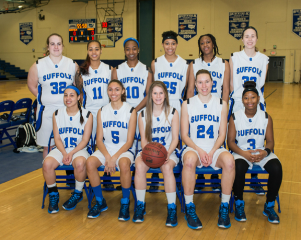 Suffolk County Community College Women's Basketball Team