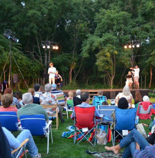 Shakespeare Festival Outdoor