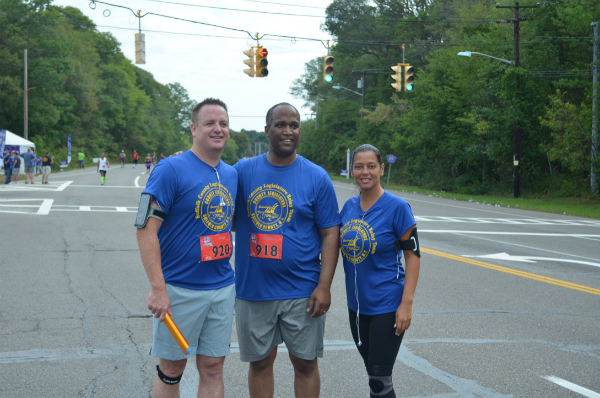 Martinez Used Cars >> Legislator Lindsay III Runs Legislative Relay in the Suffolk County Marathon