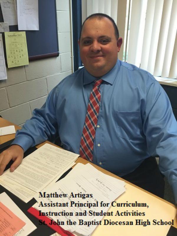 Matt Artigas Vertical