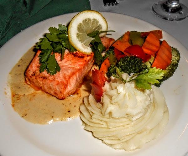 Milleridge Inn Dinner