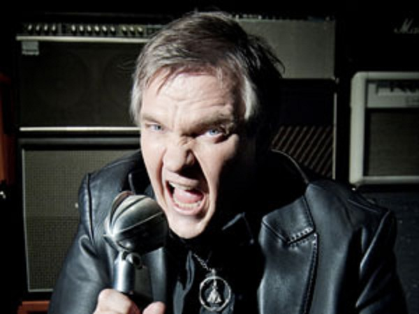 ... people think huge and then there s meat loaf for the past 40 years he