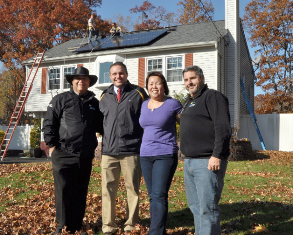 Town Of Brookhaven S First Solarize Brookhaven Project