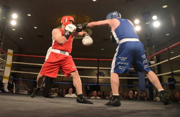 Long Island Fight For Charity
