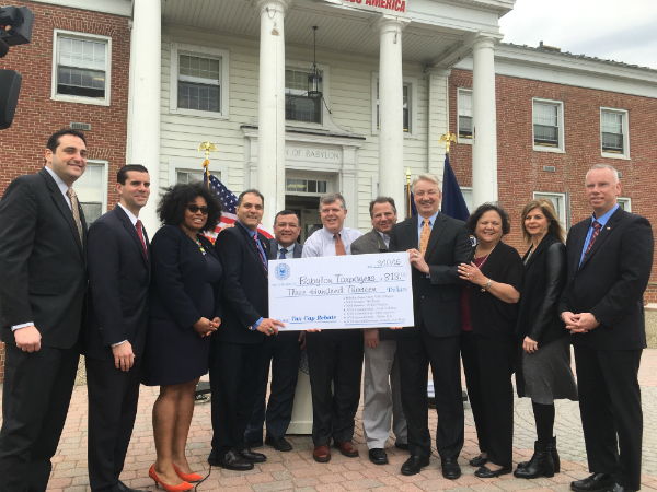 Long Island Property Tax Rebate