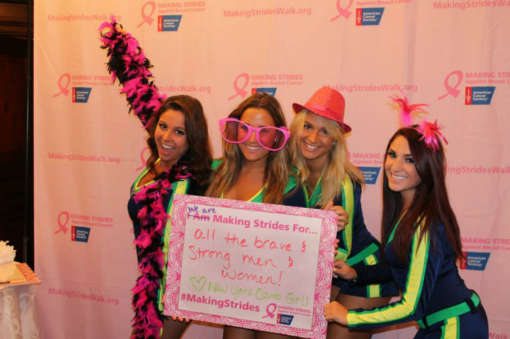 American Cancer Society: Get Involved In Breast Cancer Awareness & Support Efforts On Long Island : Long Island Exchange